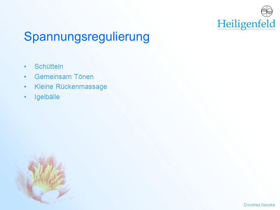 Spannungsregulierung