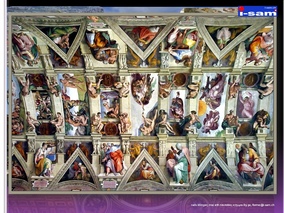 petersdom / sixtinische kapelle