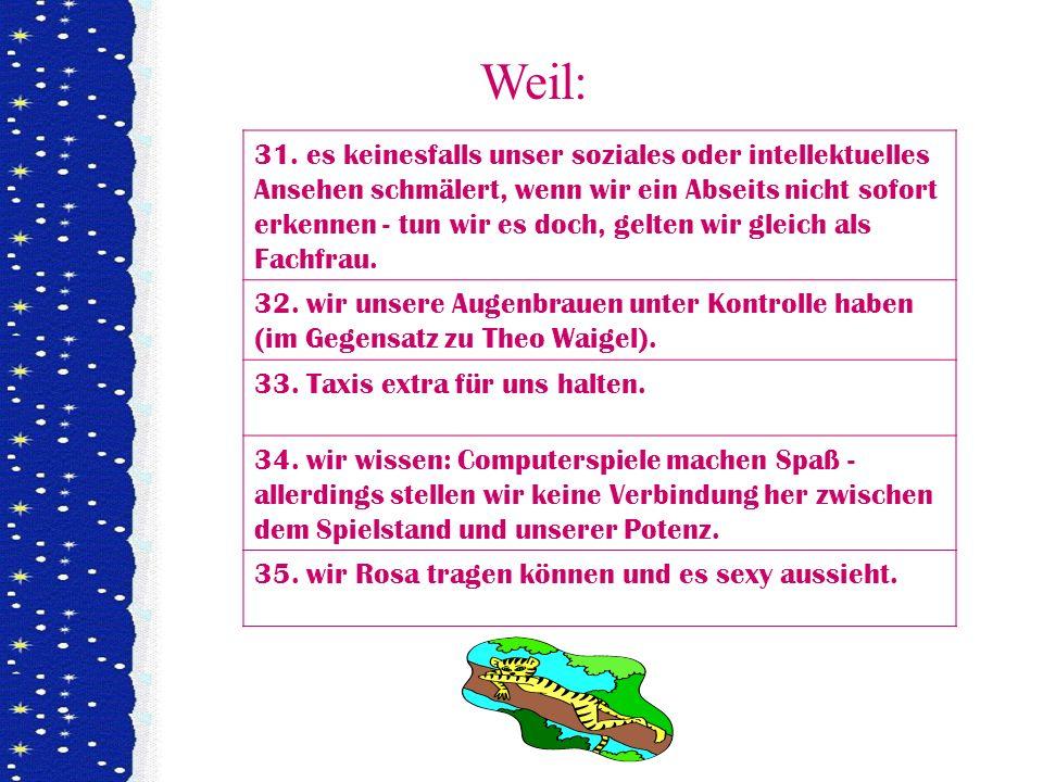 Weil:
