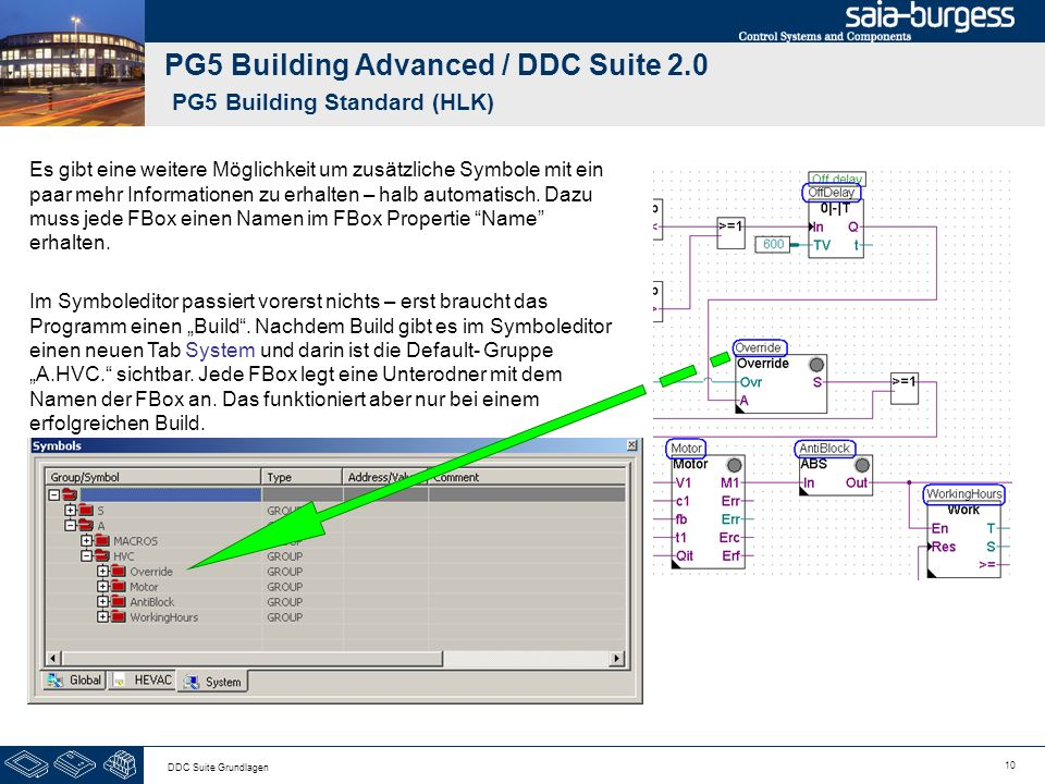 PG5 Building Advanced / DDC Suite 2.0 PG5 Building Standard (HLK)