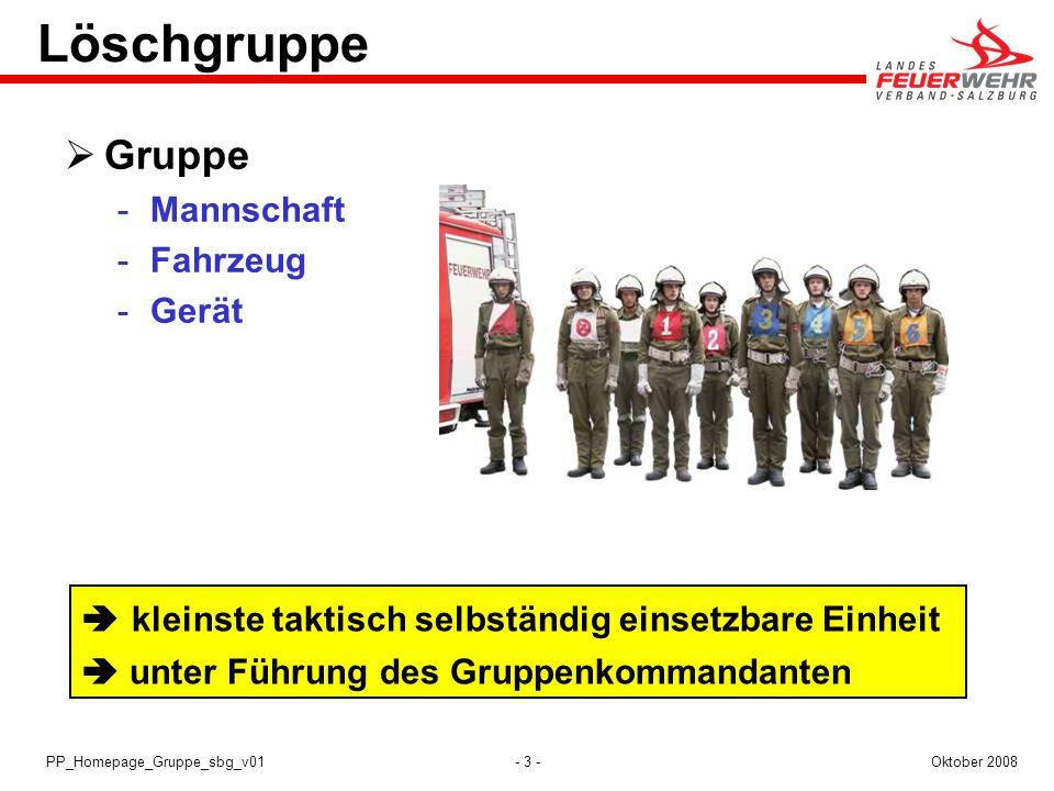 Löschgruppe Gruppe Mannschaft Fahrzeug Gerät