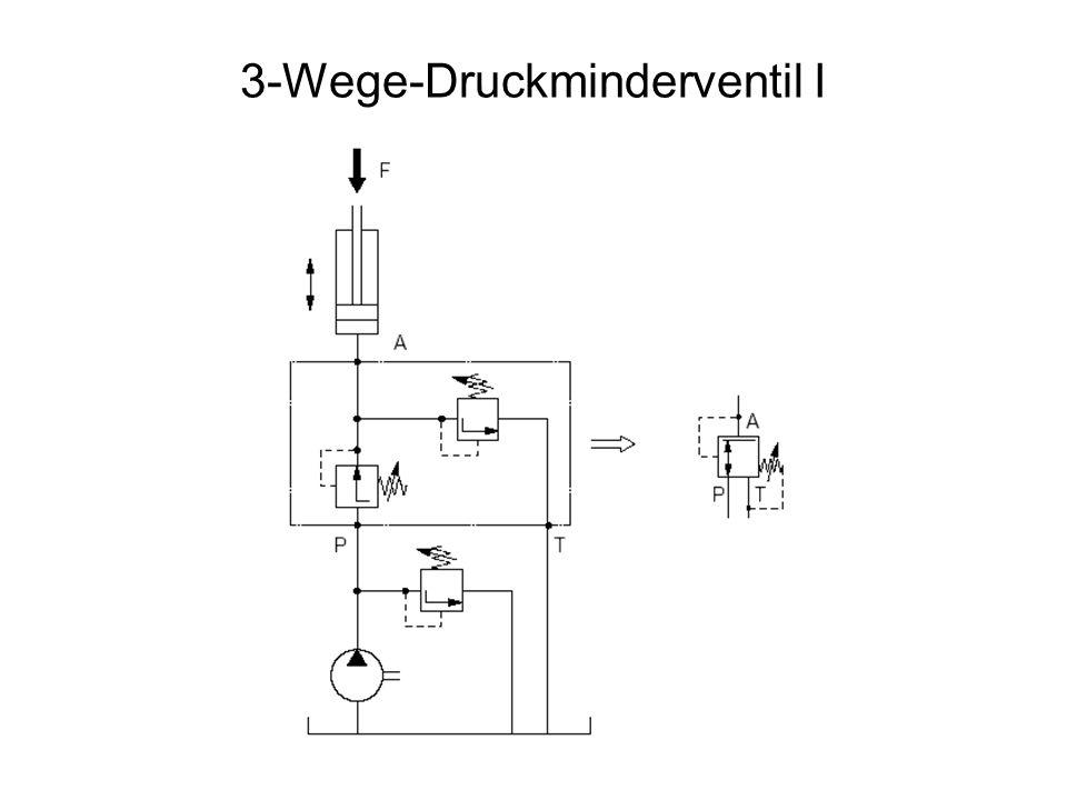 3-Wege-Druckminderventil I