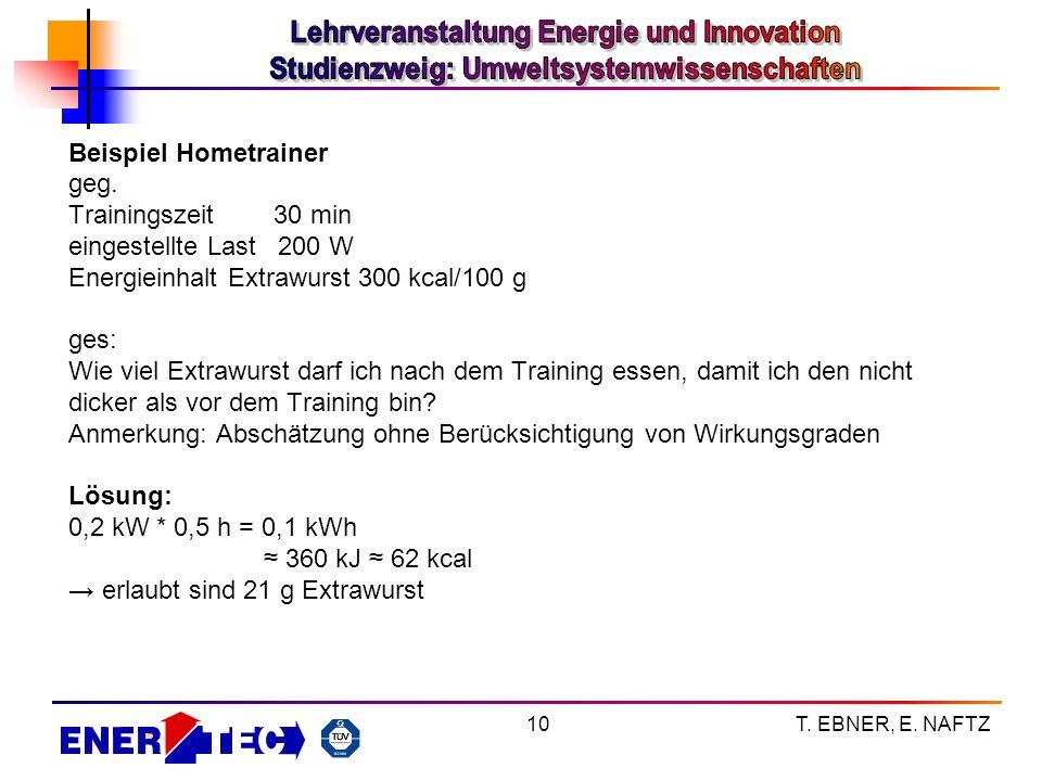 Energieinhalt Extrawurst 300 kcal/100 g ges:
