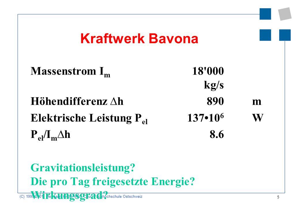 berechnung elektrische leistung