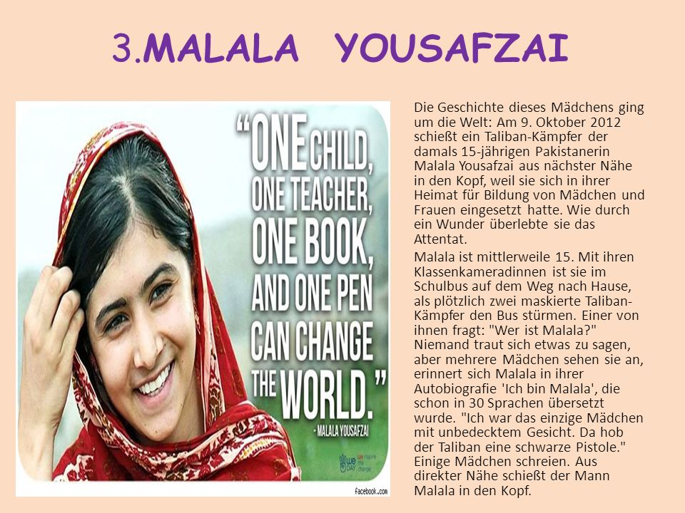 3.MALALA YOUSAFZAI