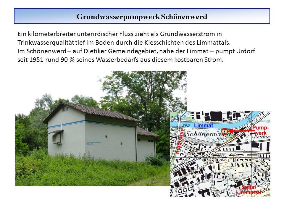 Grundwasserpumpwerk Schönenwerd