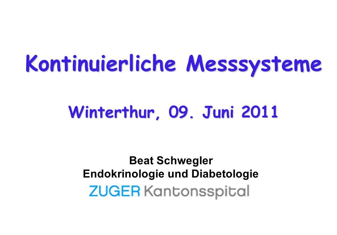 Kontinuierliche Messsysteme Winterthur, 09. Juni 2011