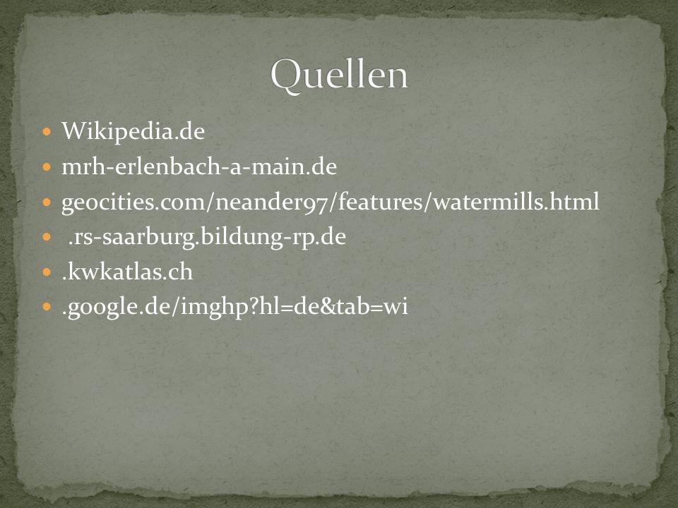 Quellen Wikipedia.de mrh-erlenbach-a-main.de