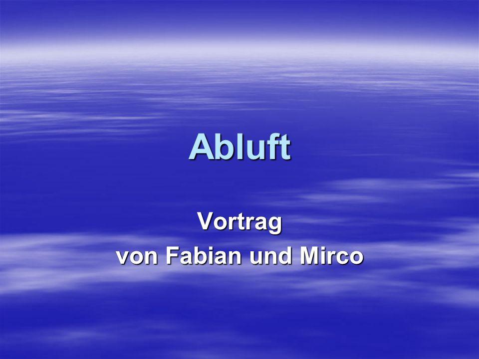 Vortrag von Fabian und Mirco