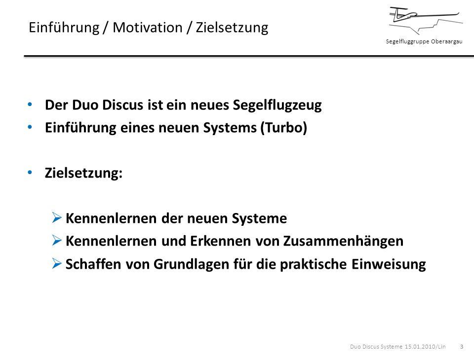 Einführung / Motivation / Zielsetzung