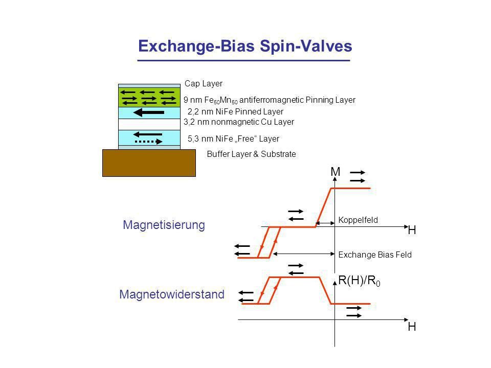 Exchange-Bias Spin-Valves