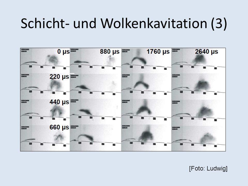 Schicht- und Wolkenkavitation (3)