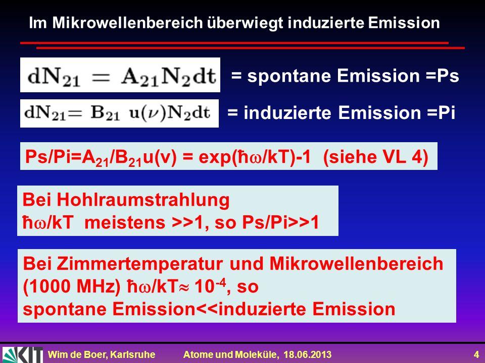 = spontane Emission =Ps