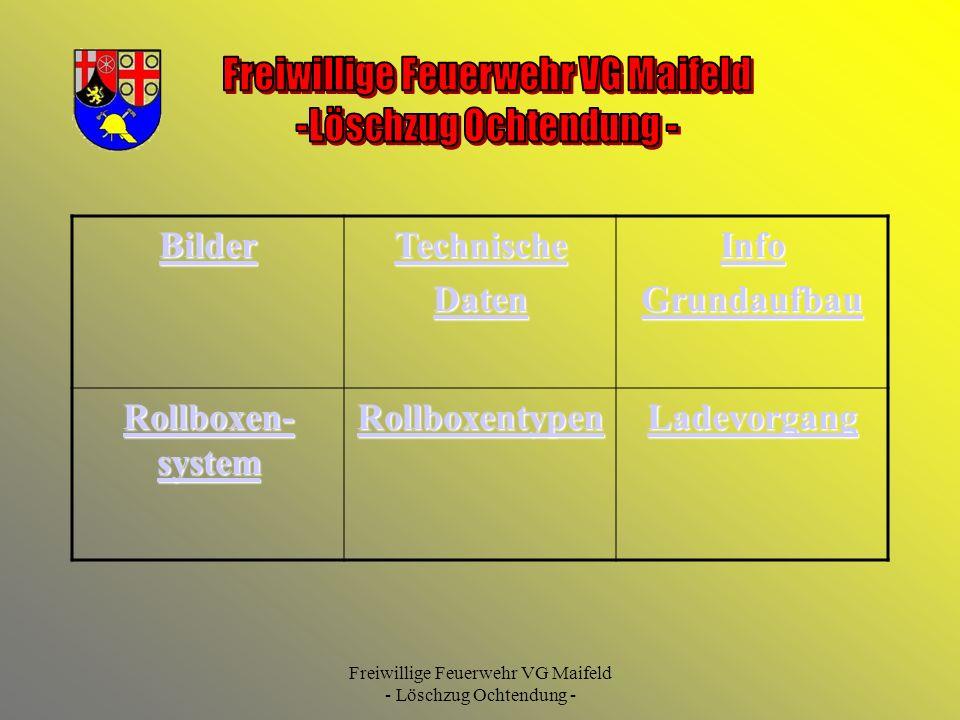 Bilder Technische Daten Info Grundaufbau Rollboxen-system