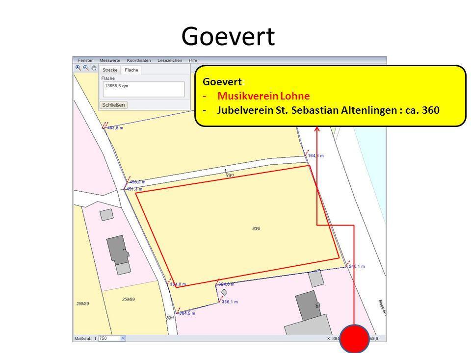 Goevert Goevert: Musikverein Lohne