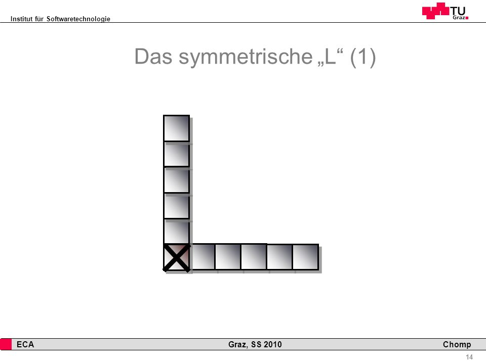 """Das symmetrische """"L (1)"""