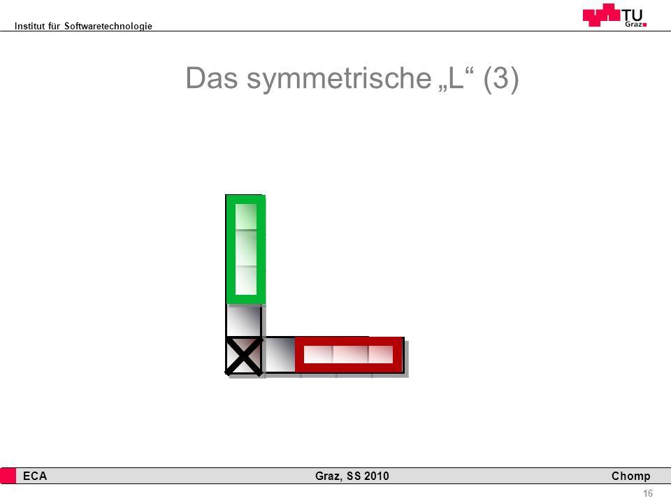 """Das symmetrische """"L (3)"""
