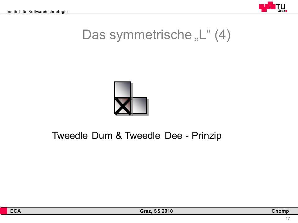 """Das symmetrische """"L (4)"""