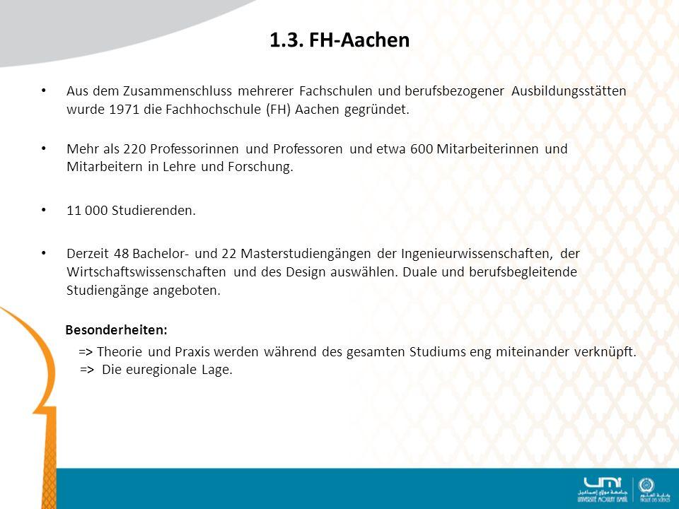 1.3. FH-Aachen