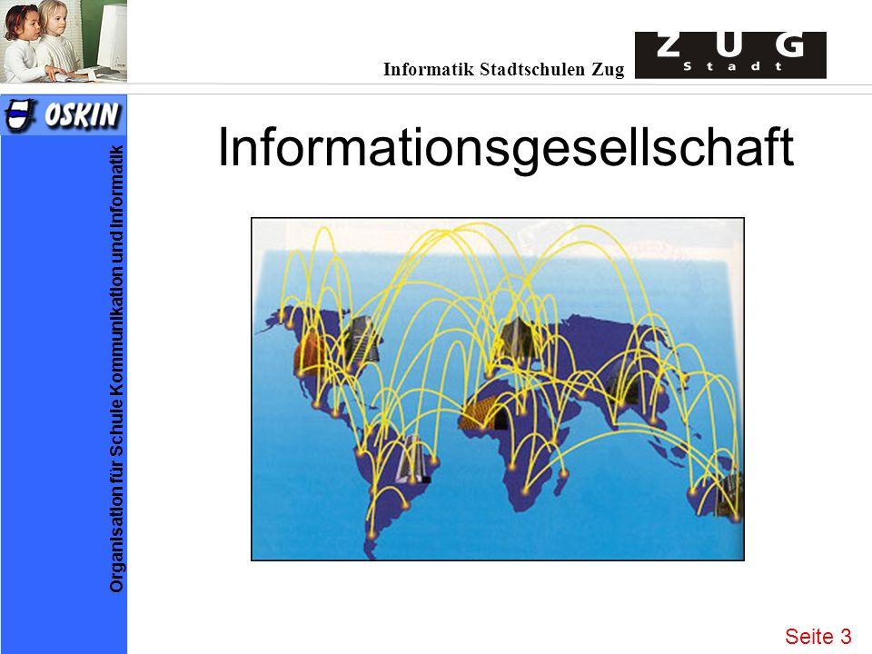 Informationsgesellschaft