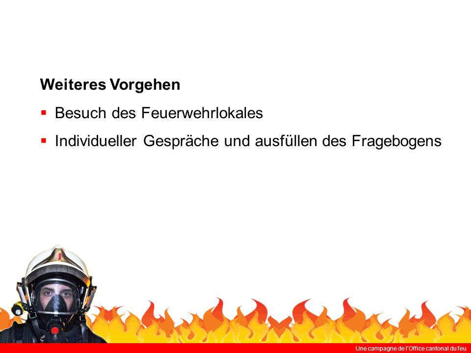 Besuch des Feuerwehrlokales