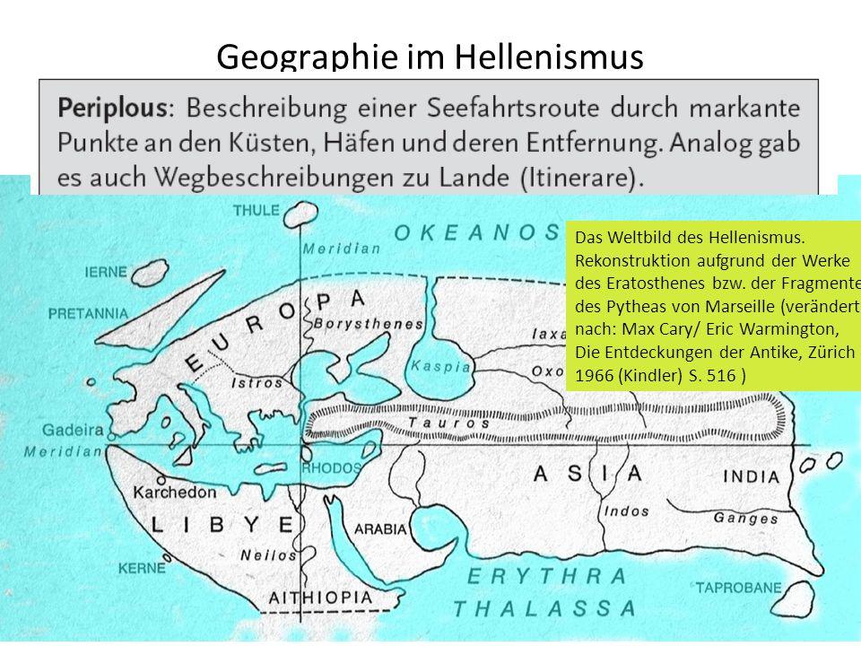 Geographie im Hellenismus