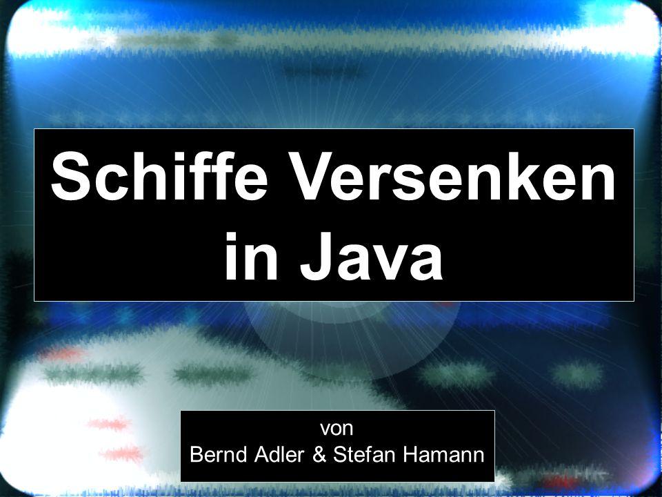 von Bernd Adler & Stefan Hamann