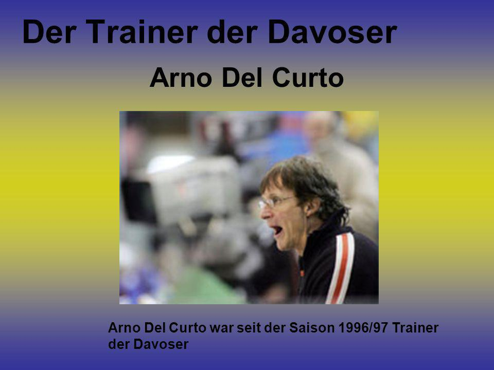 Der Trainer der Davoser