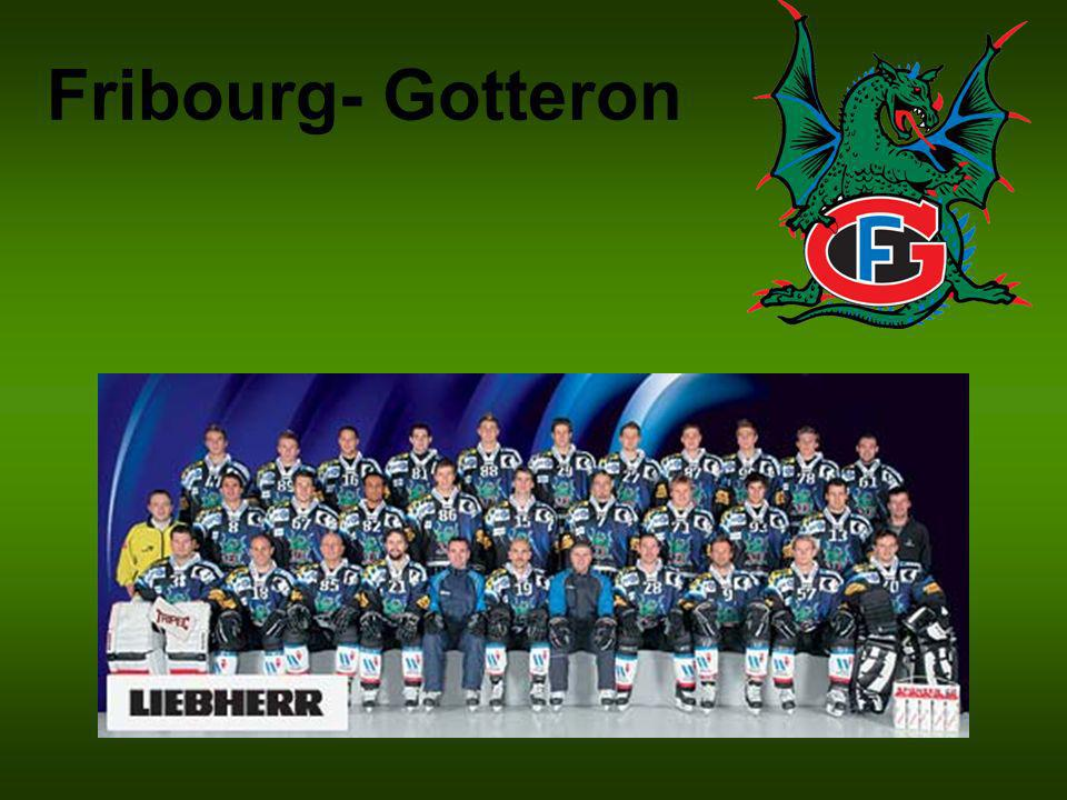 Fribourg- Gotteron