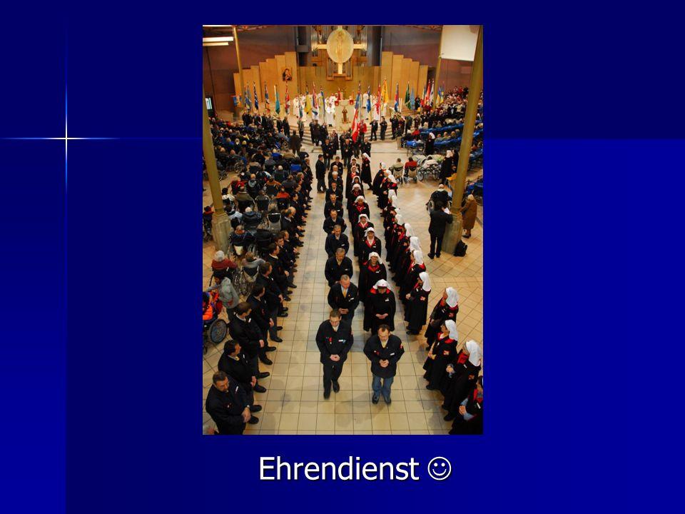 Ehrendienst 