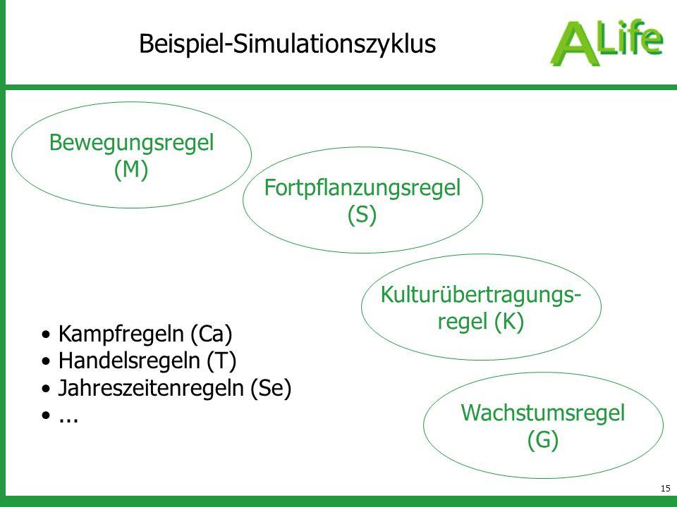 Beispiel-Simulationszyklus