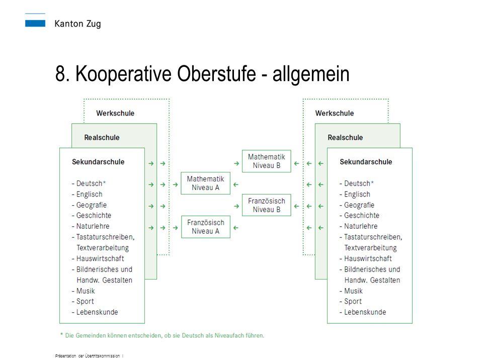 8. Kooperative Oberstufe - allgemein