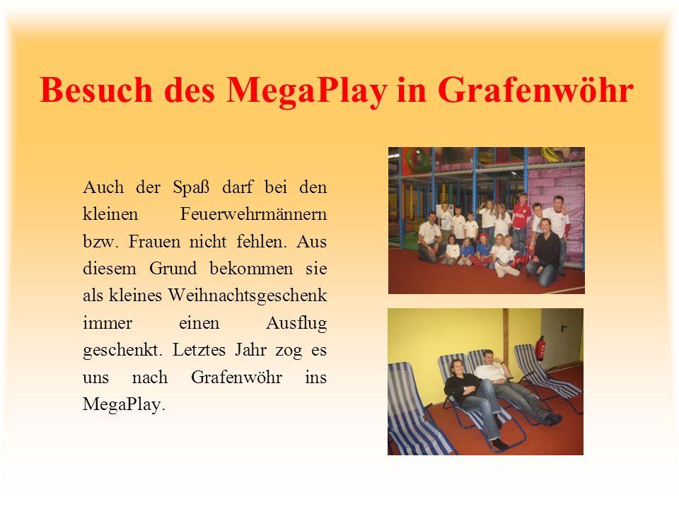 Besuch des MegaPlay in Grafenwöhr