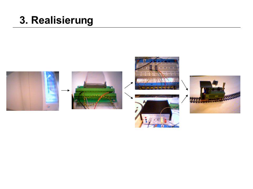 3. Realisierung Webserver eingerichtet