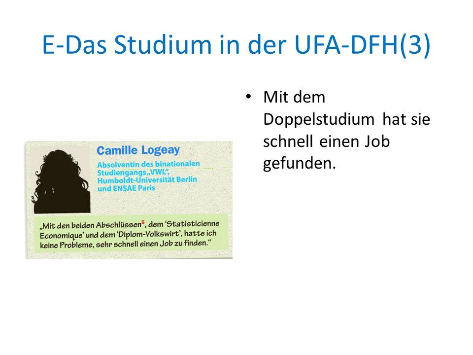 E-Das Studium in der UFA-DFH(3)