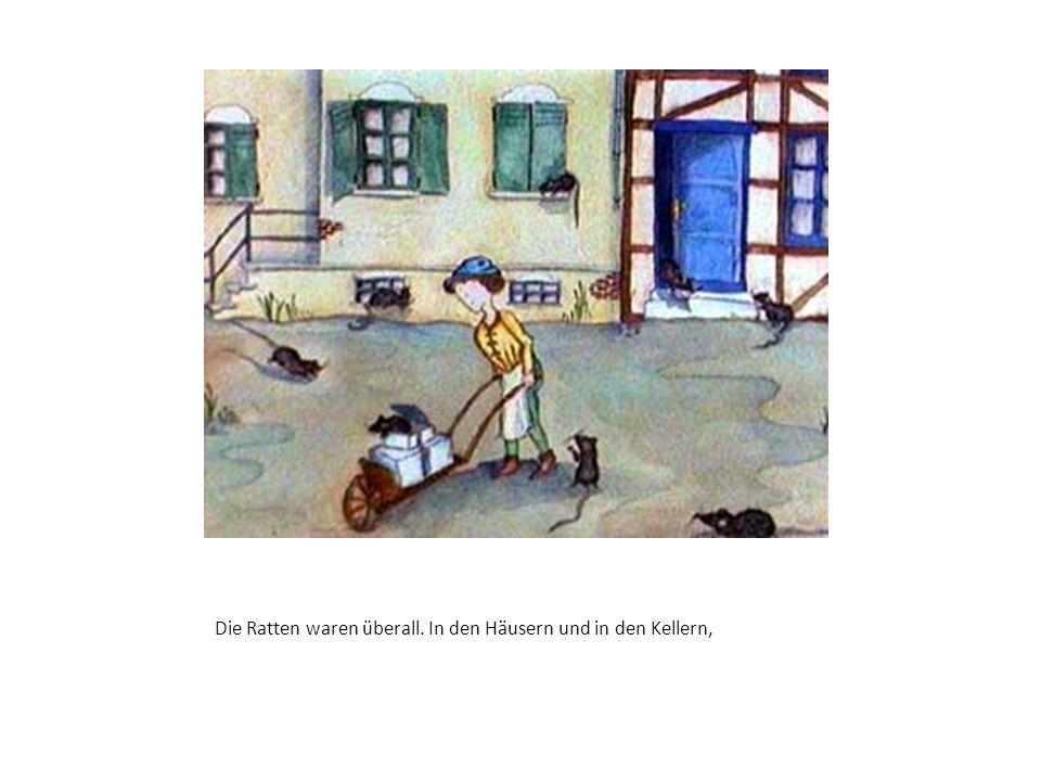 Die Ratten waren überall. In den Häusern und in den Kellern,