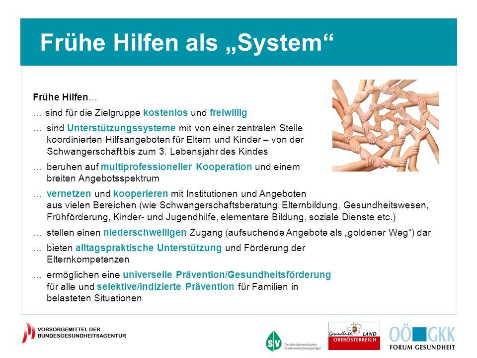 """Frühe Hilfen als """"System"""