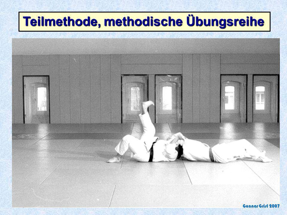 Beispiel TOMOE-NAGE im Judo