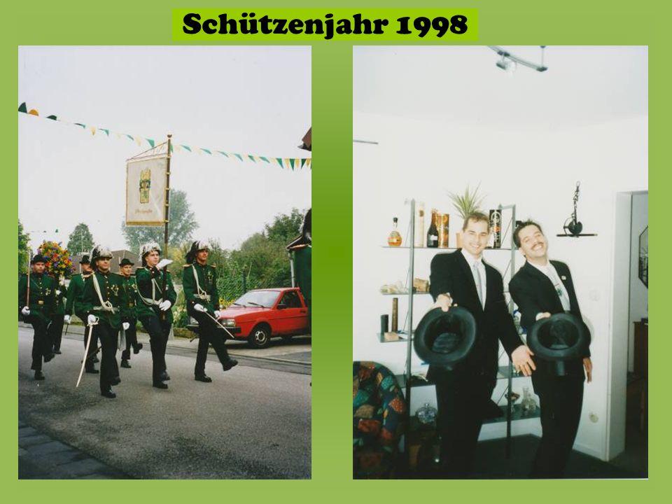 Schützenjahr 1998