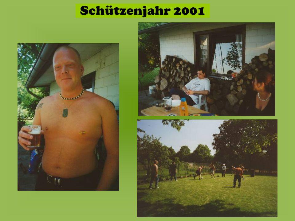 Schützenjahr 2001