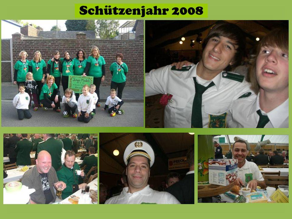 Schützenjahr 2008