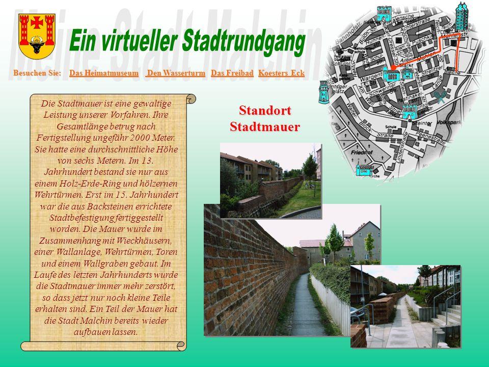 Ein virtueller Stadtrundgang