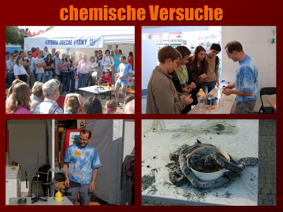 chemische Versuche