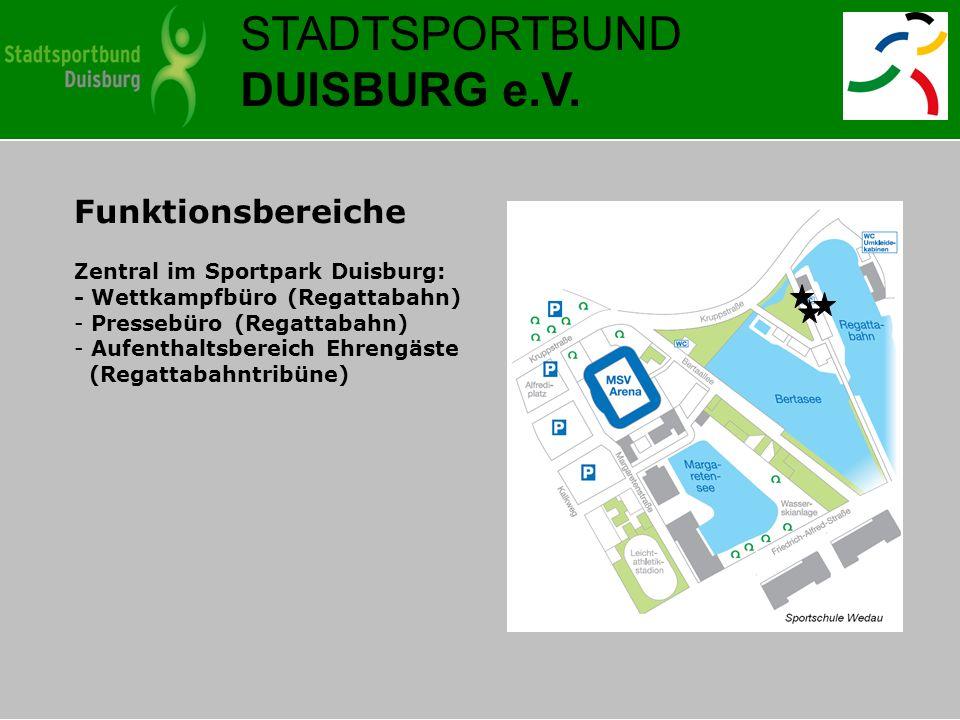 STADTSPORTBUND DUISBURG e.V.