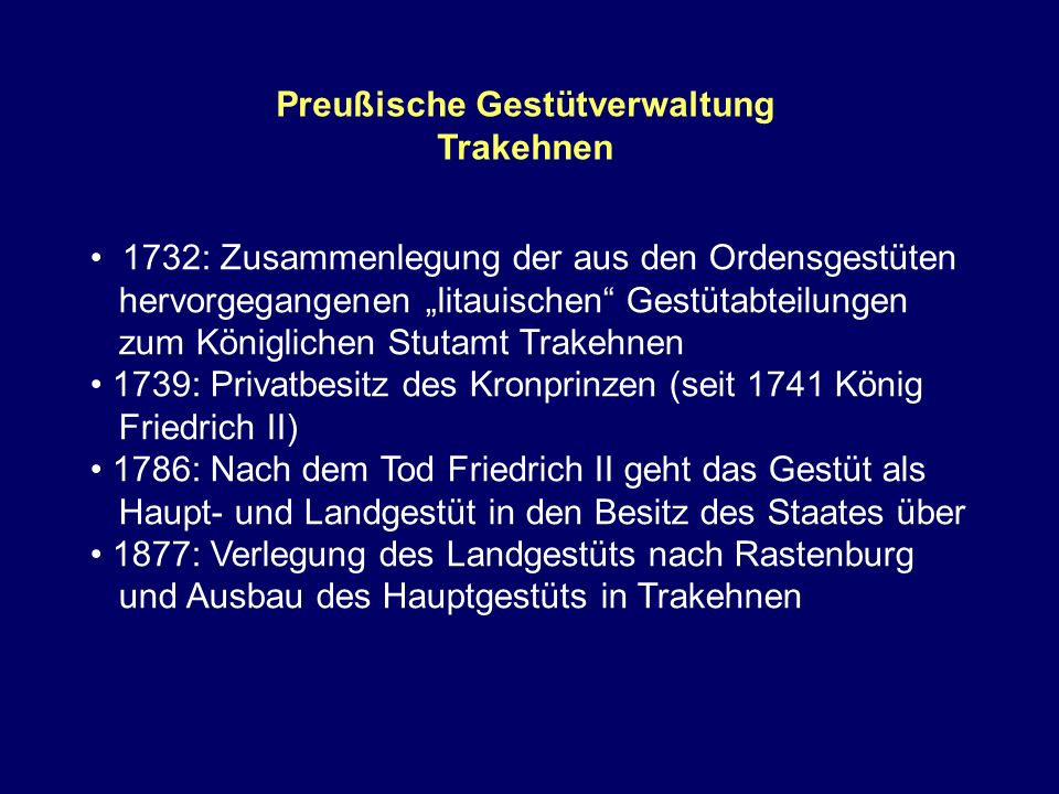 Preußische Gestütverwaltung