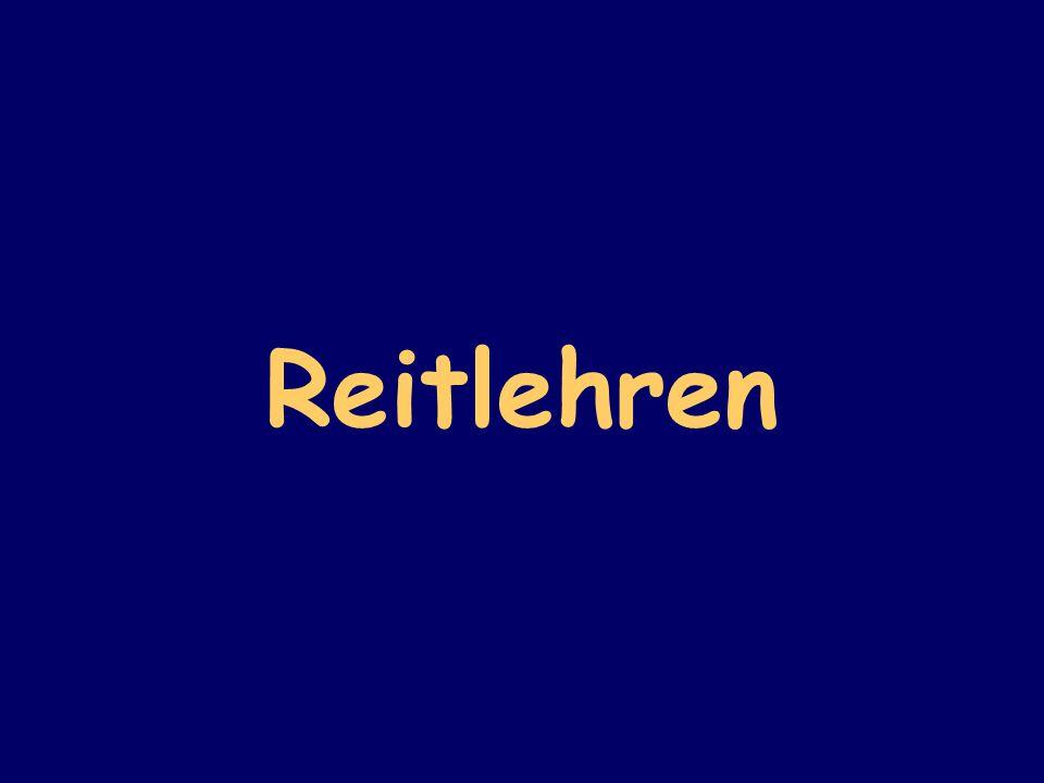 Reitlehren
