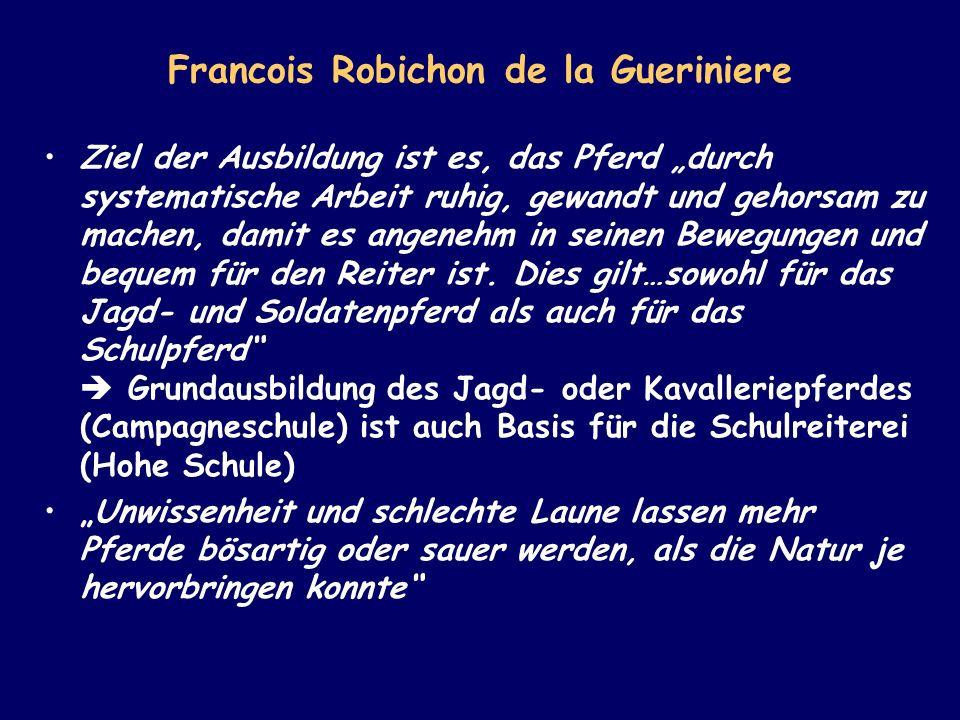 Francois Robichon de la Gueriniere
