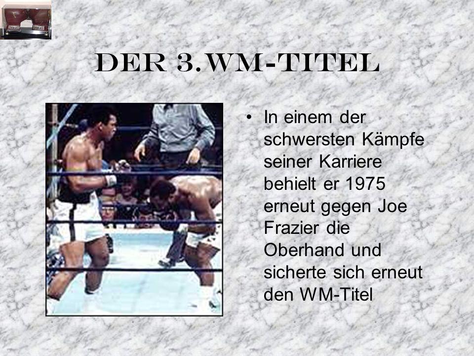 DER 3.WM-TITEL