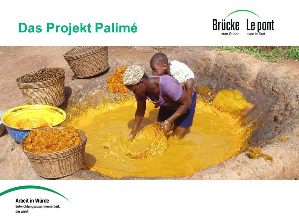 Das Projekt Palimé