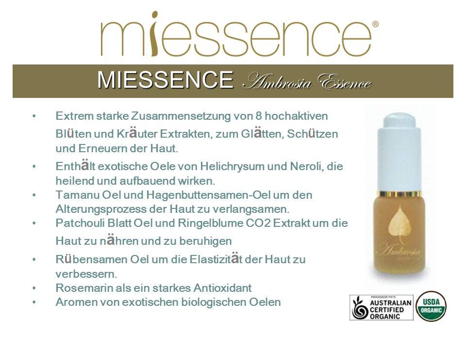 MIESSENCE Ambrosia Essence